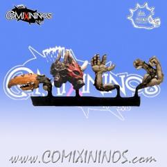 Beastman Mutations