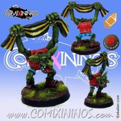 Goblin Fan #2 w/Scarf