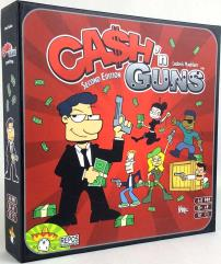 Cash 'n Guns Collection - Base Game + 2 Expansions!