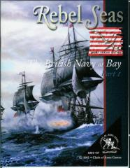 Age of Fighting Sail #2 - Rebel Seas - The British Navy at Bay #1