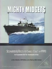 Volume #5 - Mighty Midgets, Scenarios & Rules for Small Craft in WWII