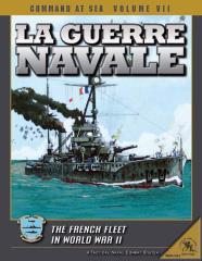Volume #7 - Atlantic Navies #1, La Guerre Navale - The French Fleet