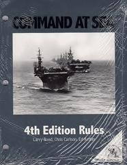 Command at Sea Rules (4th Edition)