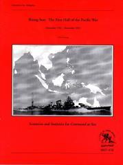Volume #1 - Rising Sun, Scenarios & Statistics