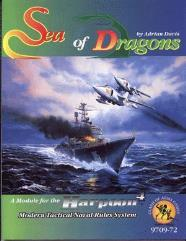 Harpoon - Sea of Dragons