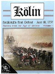 Battles from the Age of Reason #1 - Kolin - Frederick's First Defeat