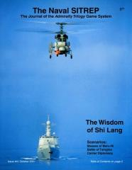 "#41 ""Scenarios for The Wisdom of Shi Lang, Masses of Maru-Ni, Battle of Tsingtao, & Carrier Diplomacy"""