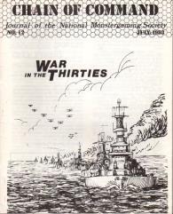 """#12 """"War in the Pacific Scenario, Gulf Strike"""""""