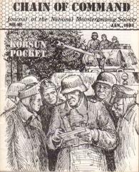 "#10 ""Korsun Pocket, War in the Pacific"""