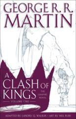 Clash of King's, A - The Graphic Novel #1