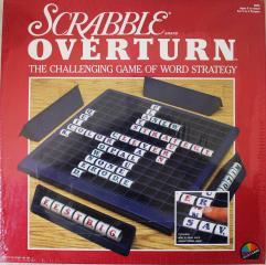 Scrabble Overturn