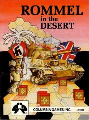 Rommel in the Desert (Columbia Games, 1st Edition)