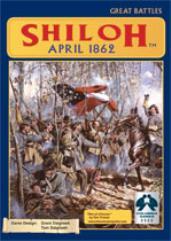 Shiloh - April 1862 w/Mounted Map