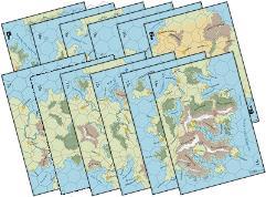Victory Dirty Dozen Map Bundle - Maps 3-4, 7-16