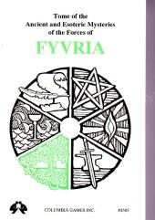 Tome of Ancient and Esoteric Mysteries of the Powers of Fyvria