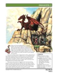 Bestiary Article - Dragons