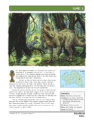 Bestiary Article - Ilme