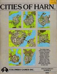 Cities of Harn (Grey Cover)