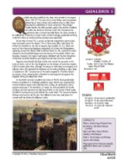 Qualdris Castle