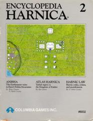 Encyclopedia Harnica #2
