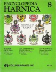 Encyclopedia Harnica #8