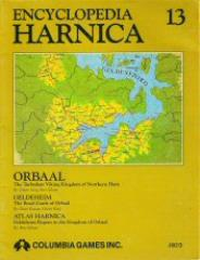 Encyclopedia Harnica #13