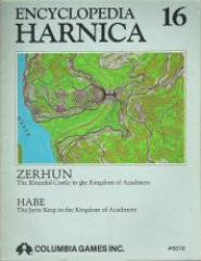 Encyclopedia Harnica #16