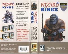 Khurdak - Dwarven Army