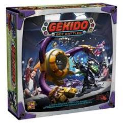 Gekido - Bot Battles