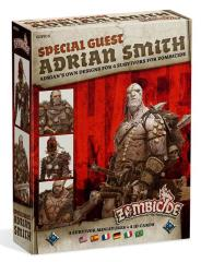 Special Guest Artist Box - Adrian Smith