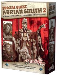 Special Guest Artist Box - Adrian Smith 2