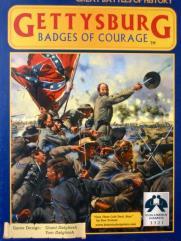 Gettysburg - Badges of Courage