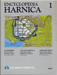 Encyclopedia Harnica #1
