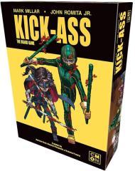 Kick-Ass - The Board Game