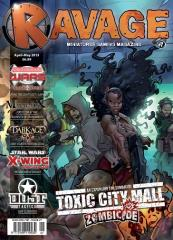 "#7 ""Zombicide - Toxic City Mall, X-Wing - Wave 2, Sedition Wars - Lights Out Scenario"""