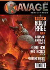 "#18 ""Blood Rage, Gates of Antares, Robotech RPG Tactics"""