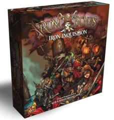 Iron Inquisition Expansion