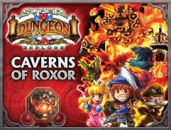 Caverns of Roxor (1st Edition)