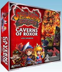Caverns of Roxor (2nd Edition)