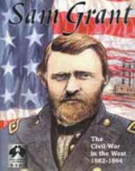 Sam Grant - The Civil War in the West 1862-1864