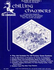 Places of Mystery #1 - Chilling Chambers