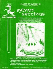Places of Mystery #3 - Sylvan Settings