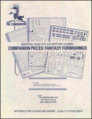 Companion Pieces - Fantasy Furnishings (25mm)