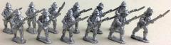 Colonial Africa German Troops #1