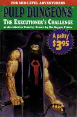 Executioner's Challenge, The