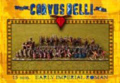 Early Imperial Romans - Complete Army for DBA