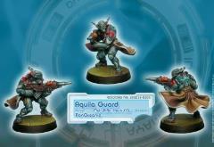 Aquila Guard w/Multi Rifle & Shock CCW
