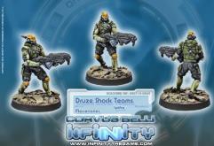 Druze Shock Troop w/Spitfire