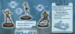 Dire Foes Mission Pack #2 - Fleeting Alliance