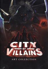 City of Villains/City of Heroes Art Collection